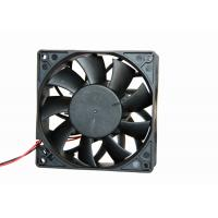 Wholesale Platic Frame DC Brushless Fan 12V 4000RPM Ball Bearing 193.5CFM Axial Cooling from china suppliers