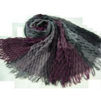 Wholesale Ruffly Polyester Scarf (HP-C2700) from china suppliers