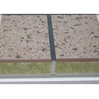 China Fireproof Thermal Insulation Board For Walls Good System Stability on sale
