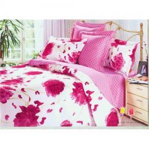 China Reactive printed bedding set on sale