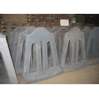 Wholesale High Cr Cast Iron Retention Ring Applied in Cement Mill / Mill Liner Design and Installation from china suppliers