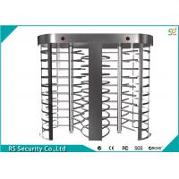 Wholesale Two Passage Retractable Security Gates High Security Turnstile For Hotel from china suppliers