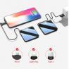 Buy cheap 2019 Thin Slim Power Bank 20000mah portable charger external Battery 20000 mah from wholesalers