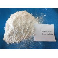 China White Color Wollastonite Mineral For Brake Pad Size Is 200-300 Mesh on sale