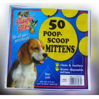 Wholesale Poop mittens, pet bag, litter bags, poop bags, pet supplies, clean up, tidy bag, dog waste from china suppliers