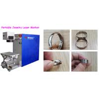 China Red Laser Pointer Portable Laser Marking Machine For Precision Machinery for sale