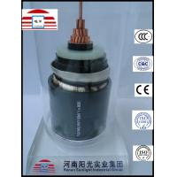 Buy cheap Hv/ Mv Underground Copper Wires XLPE Power Cable with Pure Copper Conductor from wholesalers