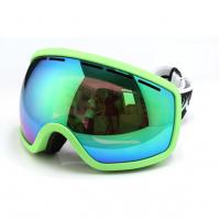 Wholesale Customizable Snow Skate Mirrored Ski Goggles Double Lens with CE Approvals from china suppliers