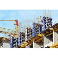 High rigidity plastic concrete wall formwork system , concrete shuttering systems for sale