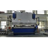 450 Mpa CNC Hydraulic Press Brake Machine With Tooling ISO 9001 Certification
