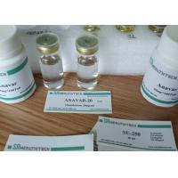 Wholesale Tamoxifen Nolvadex Oral Anabolic Steroids Anti Estrogen ISO 9001 Approved from china suppliers