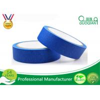 Wholesale Blue Painters Rubber adhesive Colored Masking Tape For Auto Industry from china suppliers