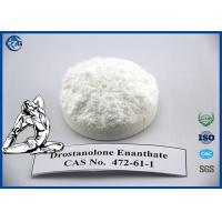 Wholesale White Raw Powder Steroids Hormone 472 61 1 Drostanolone Enanthate from china suppliers