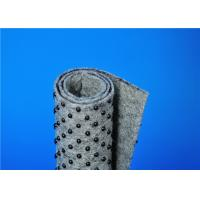 Wholesale Needle punched nonwoven Carpet Underlay Felt fabric with anti slip underlay from china suppliers