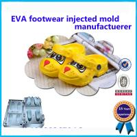 China High Heel Eva Slipper Injectin Mould Mader, Eva Slipper Mould, on sale