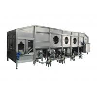 Wholesale AC380V / 50Hz Water Bottling Line , 3 In1 Water Bottling Machine from china suppliers