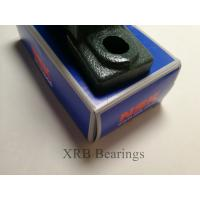 China High Temperature 2 Bolt Pillow Block Bearing Unit For Food Machines , 45×106×190×54mm on sale
