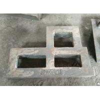 Wholesale Custom Manganese Steel High Mn Steel Crusher Wear Parts for Crusher from china suppliers