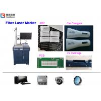 China Fiber Laser marking/ engraving/printing Machine For all Metal Materials for sale
