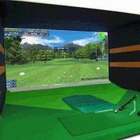 Wholesale Screen Golf Set with Sensors, Used as Golf Training Aids from china suppliers