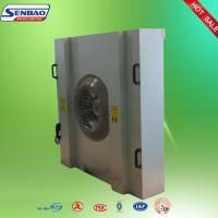 Wholesale Air Conditioning System Ceiling Fan Filter Exhaust Hepa Fan Filter Unit from china suppliers