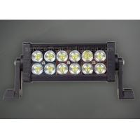 Wholesale 36W 10.24 inches Tailgate  Led Lights Bars Warning Extreme whelen 4wd from china suppliers
