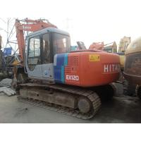 Wholesale Used HITACHI EX120-2 Excavator,Used HITACHI 120 Excavator from china suppliers