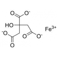 Wholesale Ferric Citrate FeC6H5O7 3522-50-7 Pharma Chemicals from china suppliers