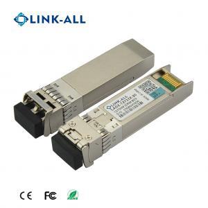 China 10G SFP+ Module BIDI 1270NM/1310nm 20km LC Optical Transceiver on sale
