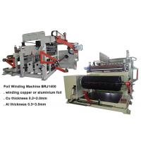 China Single Layer Foil Coil Winding Machine For 2500KVA Capacity Dry Type Transformer for sale