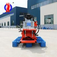 Wholesale sale YQZ-30 shallow water well drilling equipment hydraulic core drilling rig from china suppliers