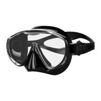 Wholesale Silicone Low Volume Free Diving Mask , Free Dive Goggles with CE Certificate from china suppliers