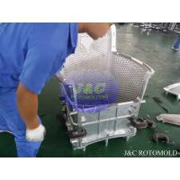 China Plastic Products Made By Rotational Moulding , Rantan Chair Rotomoulding Moulds on sale