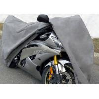 """Wholesale 3 Layer Material Waterproof Outdoor Motorcycle Cover 96"""" L x 44"""" W ( at wheelbase ) x 44"""" H from china suppliers"""