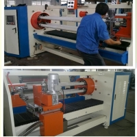 Wholesale PVC Electric Insulation 250mm 1800kg Tape Roll Cutting Machine from china suppliers