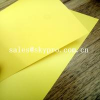 China Super Thin 0.3mm Colorful Glossy And Matt Plastic Product PVC Sheet For Furniture Coating on sale