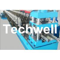 Wholesale CE Cold Roll Forming Machine for Sigma Shape /  Sigma Purlin / Sigma Post / Guardrail Post from china suppliers
