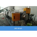 China waste recycling Pelletiing Machine , Plastic Granulator Machine for sale