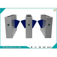 Wholesale Subway Security Automated Flap Barrier Gate Bridge Type Right Angle from china suppliers