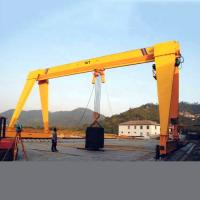 China Hot sale factory supply rail mounted container gantry crane for sale on sale