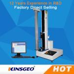 Wholesale Panasonic Servo Motor High Accuracy Universal Material Testing Machine With USA Sensor from china suppliers