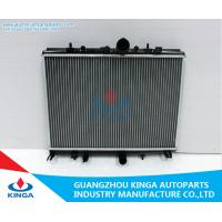 Quality MT Engine Cooling Aluminium Car Radiator for PEUGEOT 406'99 OEM 1330.63 / 1331.FT for sale