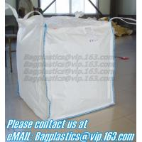 Wholesale BIG woven bags, FIBC bags, big bags, ground cover, tarpaulin, PE tarpaulin, weed mat, Flex from china suppliers