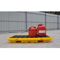 Buy cheap Oil Tank Storage HDPE Drum Spill Containment Deck, Spill Deck for 220L Oil Drum from wholesalers