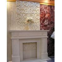 China Marble Fireplace,Outdoor Fireplace,Fireplace Mantel on sale