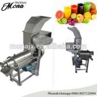 Wholesale Tomato beater/hollander beater/fruit and vegetable beater hydraulic power press machine from china suppliers