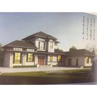 Wholesale Waterproof Light Gauge Steel Framed Bungalows / Quick Assembly Prefab Well House from china suppliers