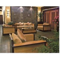 Wholesale Lobby Aera Furniture,Rattan/Wicker Sofa and Coffee Table,RA-009 from china suppliers