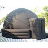 Wholesale Amazing Astronomical Inflatable Tent / Portable Planetarium Dome For Digital Projection from china suppliers