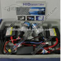 Wholesale High lumen  Slim ballast hid kit for car headlight hid xenon kit  35W or 55W  6000K from china suppliers